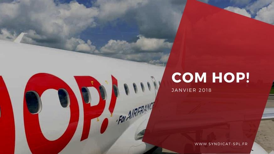 COM de janvier 2018 HOP
